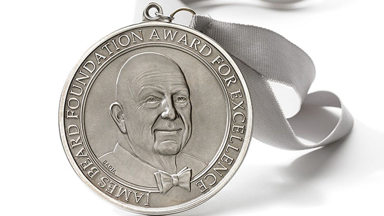 Chef's Table Wins James Beard