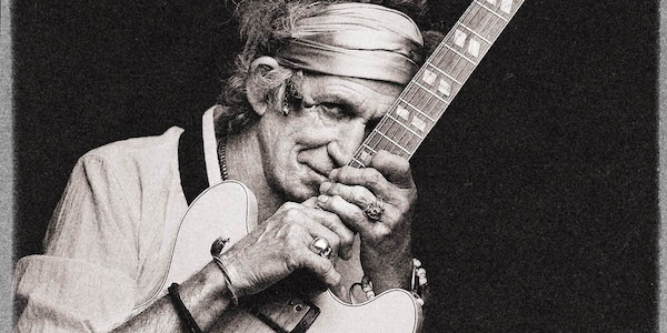 Keith Richards: Under the Influence / Netflix