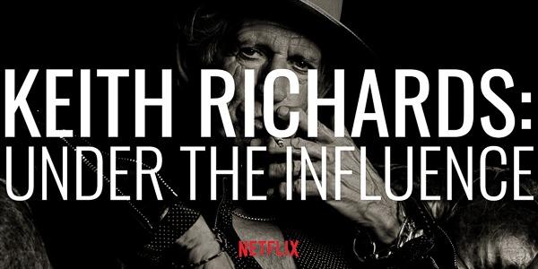 Keith Richards | Netflix