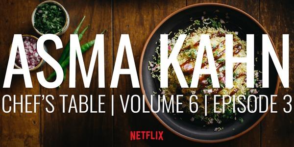 Chef's Table | Kahn